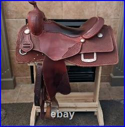 Ernie Berkeley Reining saddle