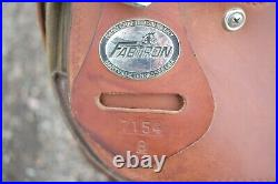 Fabtron Lady Trail 16 pleasure/trail saddle