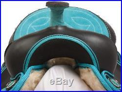 Gaited Cordura Western Pleasure Trail Barrel Horse Saddle Tack 14 15 16 17 18