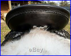 Gorgeous 15 Saddle for Trail, Western, Endurance. One of kind