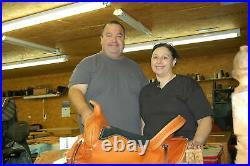 Gw Crate Custom Endurance Saddle Made In Bryant Alabama