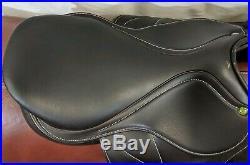 HDR ELECTRA 2 MONO FLAP CLOSE CONTACT SADDLE Regular Width 16.5 Seat