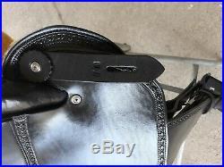 Henry Miller Amish Custom Made Endurance Saddle, New