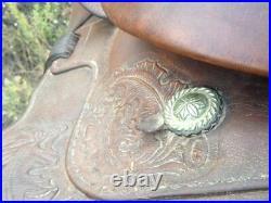 Hereford Tex Tan 15' Used Saddle