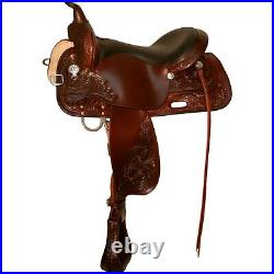 High Horse By Circle Y 17 Mineral Wells Western Trail Saddle # 6812-1701-05