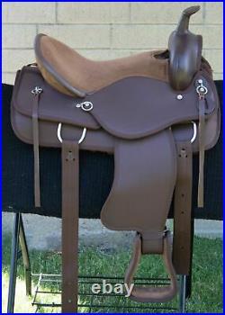 Horse Saddle Western Used Trail Gaited Endurance Custom Tack Set 15 16 17