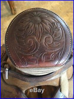 John Willemsma Custom Wade Saddle
