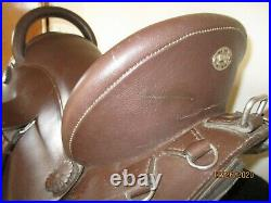 Kuda Flex Trail Treeless Style Saddle Style Endurance Gaited Horse