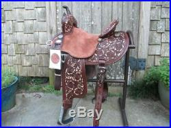 Martin FX3 Barrel Saddle
