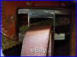 Martin Lite Roping Custom Saddle 15 1/2 inch seat, QH bars, Martin 7 backcinch