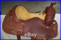 Martin Reining Saddle