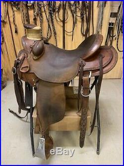 McCall 98 Wade Saddle