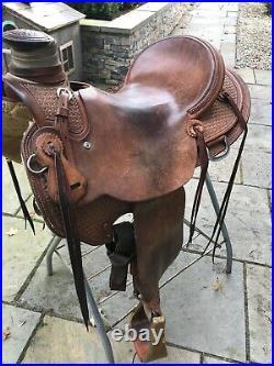 McCall Lady Wade Saddle