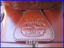 McCall NW Wade Roping Saddle Ranch Saddle