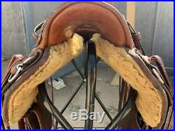 McCall Northwest Wade Western Saddle