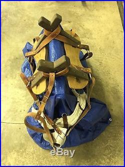 Mule Pack Saddle Classic Sawbuck