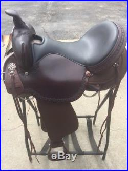 NEW Circle Y Daisetta Trail Saddle Super Light Weight