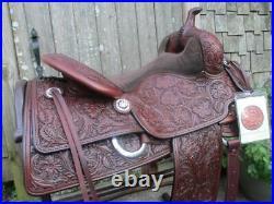 New Bob's Versatility Saddle Reining Saddle