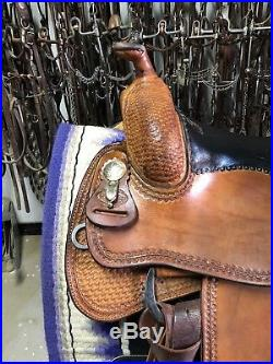Pards Versatility Reining Saddle 16 Reiner