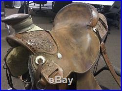 Rocky Minster Wade Saddle