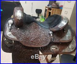 Show Saddle 15