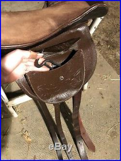 Side Saddle, Western, In Excellent Condition