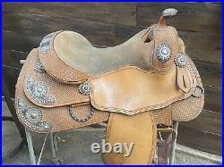 Silver Mesa Saddle