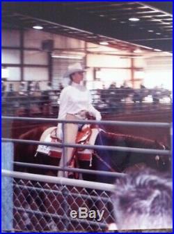 Silver Mesa Show Saddle 16