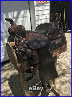 Simco 16riding saddles