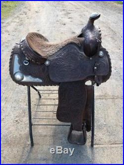 Simco Western Saddle 15