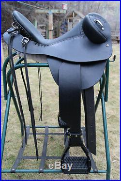 Steele Outback Saddle