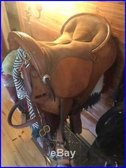 Stuart Hudson Endurance Saddle