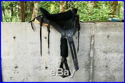 Synergist 15.5 Wide Endurance Saddle withSkito excellent condition