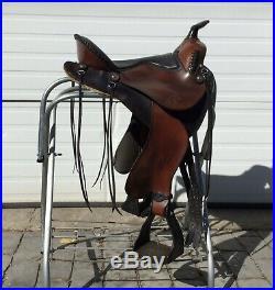 Synergist 15 Endurance Saddle