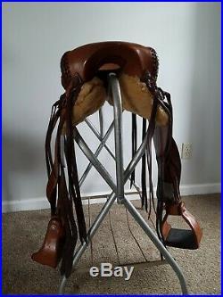 Synergist Endurance Saddle, medium, 15