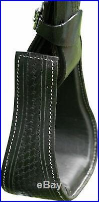 TN Saddlery Lewisburg Gaited Western Leather Saddle 15 16 17 18