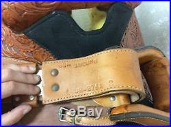Tex Tan 16 Regular Bar Used Show Saddle #08-1595N6. SPECIAL SUMMER SALE