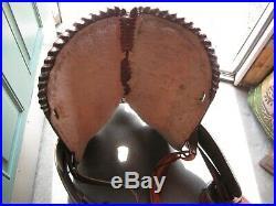 Tex Tan Hereford Brand Western saddle, 16