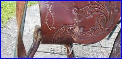 Tex Tan Hereford Saddle 16
