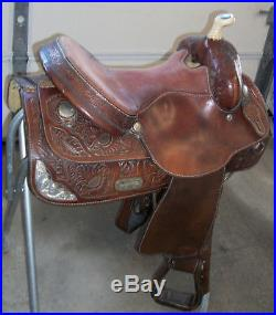 Tex Tan Hereford Yoakum Tx Used All Around Western Horse