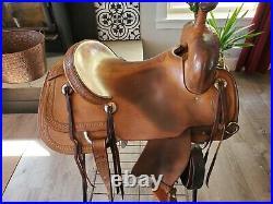Todd Jeys Cutting Saddle