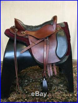 Tucker Equitation/Endurance Saddle
