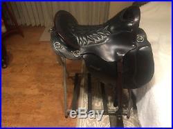 Tucker Equitation Endurance Saddle