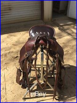 Tucker Saddle