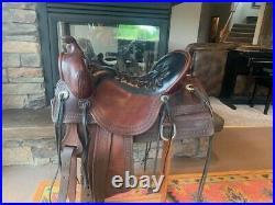 Tucker Western Saddle