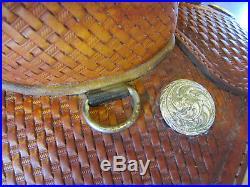 USED Circle Y Bob Marshall 15 inch treeless sport saddle