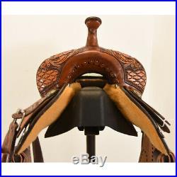 Used 14 Scott Thomas Saddlery Barrel Racing Saddle Code U14STSBR60078CB