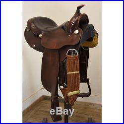 Used 15.5 Circle Y Saddlery Equitation Saddle Code C155CIRCLEYEQUIT