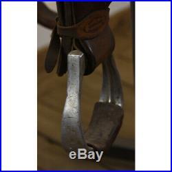 Used 15 Dale Martin Saddlery Ranch Roper Saddle Code U15DMRAN78BSK