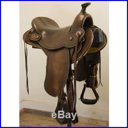 Used 16 Western Ortho Flex Saddle By Saddle Co. Code U16SADDLECOORTHO